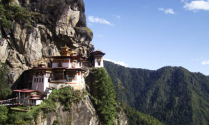 Thimphu to Paro and hiking the Tiger's Nest