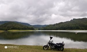 Rain Ride to the God's Own Country