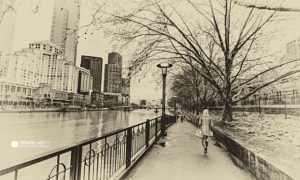 The Weekly Frame – Stroll by the Yarra