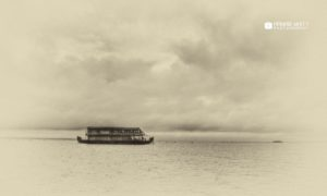 The Weekly Frame – Floating on the Vembanad Lake