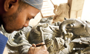 The Stone Carvers of Orissa – a photo story