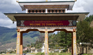 Thoughts from Thimphu- the once forbidden city
