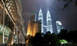 The Weekly Frame – Petronas – another view of the Twin Towers