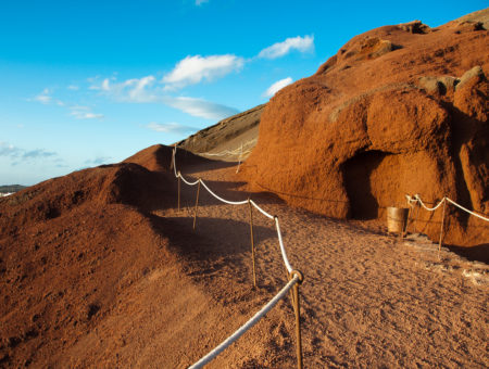 Get Under the Surface of Lanzarote at the Cueva de los Verdes