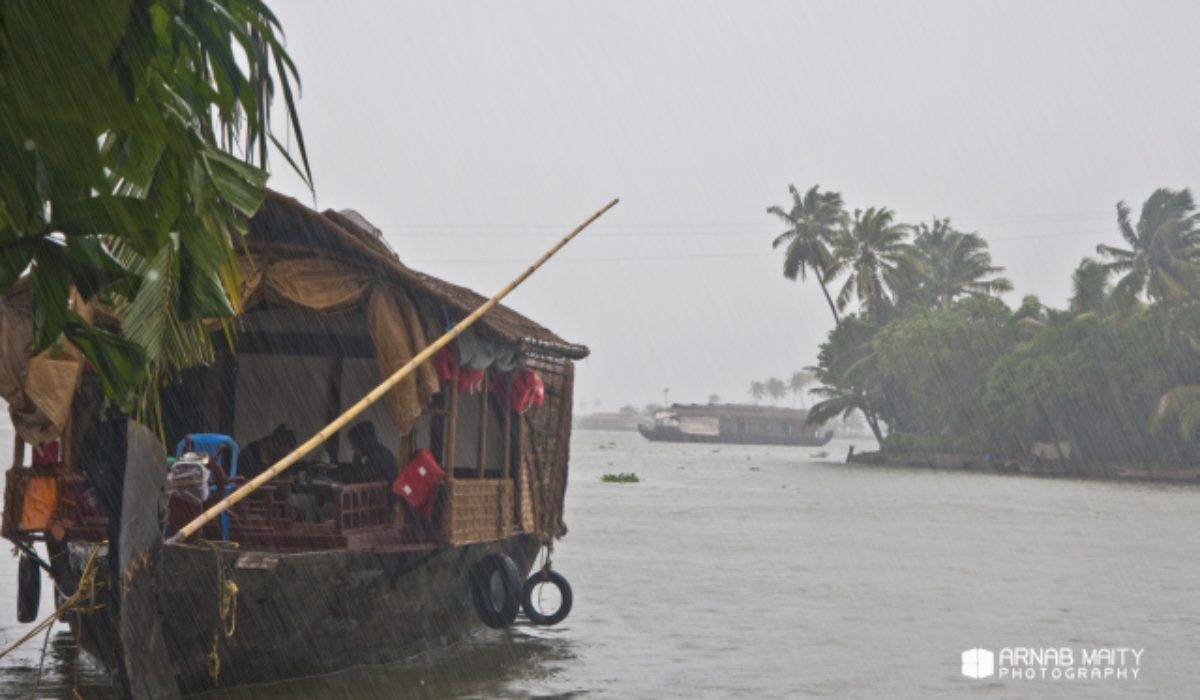 The Weekly Frame – Romancing the Monsoons in Kerala