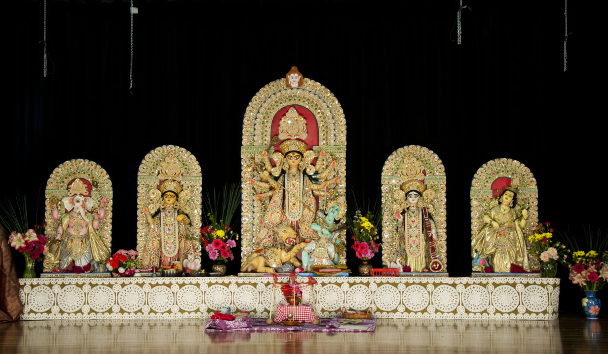 Durga Puja Celebrations in Sydney