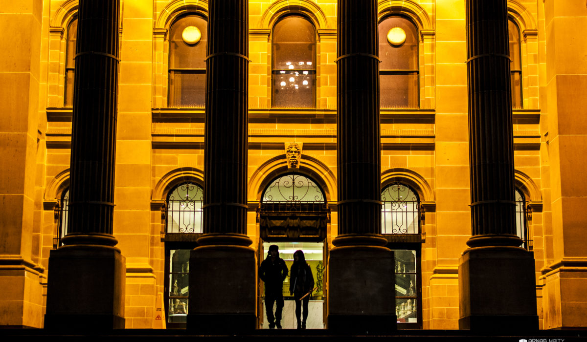 Melbourne Evening Photowalk – Fine Art Street Photo Experiments